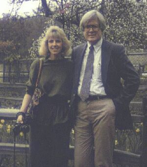 Donald and Kim Harington, photo � 1987 by Kim Harington